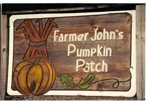 Farmer John's Pumpkin Patch
