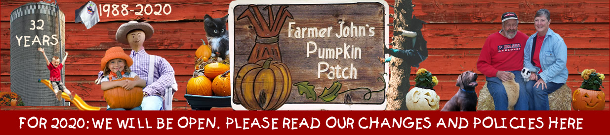 Farmer Johns Pumpkin Patch